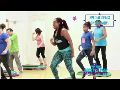 Rock Star Dance Fitness  Burbank, CA Location