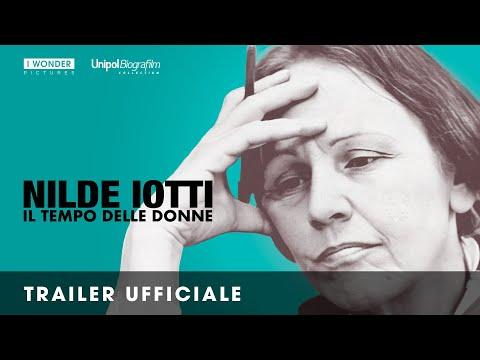 Nilde Iotti, il tempo delle donne | Trailer Ufficiale HD