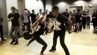 Khalid - Location Carlos & Fernanda da Silva Freestyle Zouk Boston Brazil Fusion Dance Festival 2017