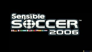 Sensible Soccer 2006 gameplay (PC Game, 2006)