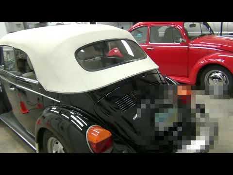 1979 VW Super Beetle Electric Conversion Test Drive