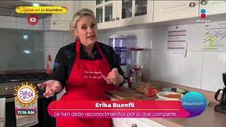 Erika Buenfil está truinfando …