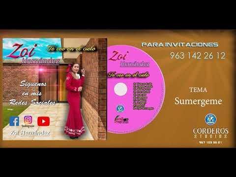 Zoi Hernández   Sumergeme Corderos Studios Grabaciones