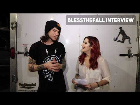 Beau Bokan Talks New Blessthefall Music, Tour Life, and Misconceptions | Interview