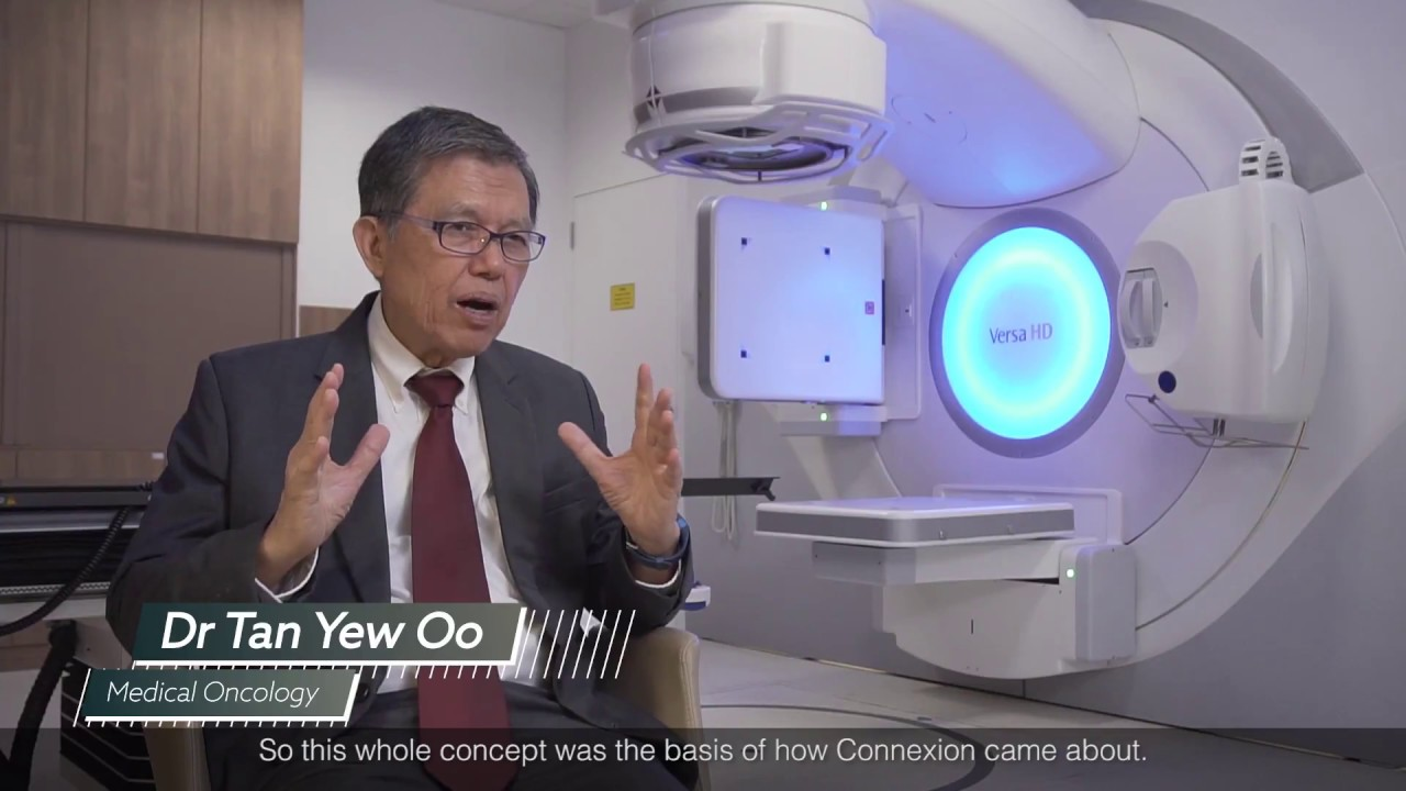 Dr Tan Yew Oo & Dr Robert Lim, Medical Oncology