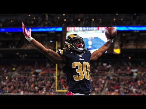 Todd Gurley is an underrated receiver and should not lose RB touches to Lance Dunbar