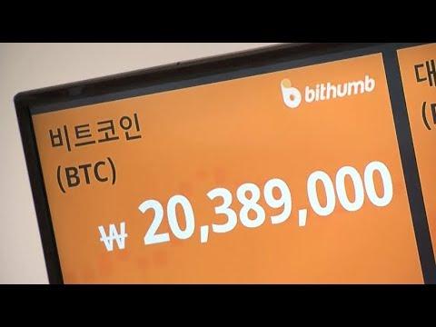 Bitcoin Craze in South Korea