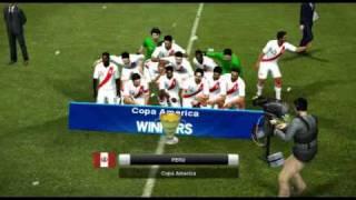 PES 2012-Peru Copa America winners Thumbnail