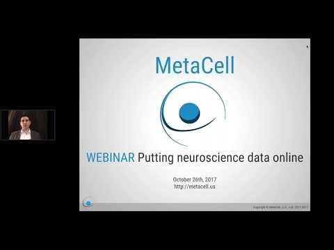 WEBINAR:  Putting Neuroscience Data Online