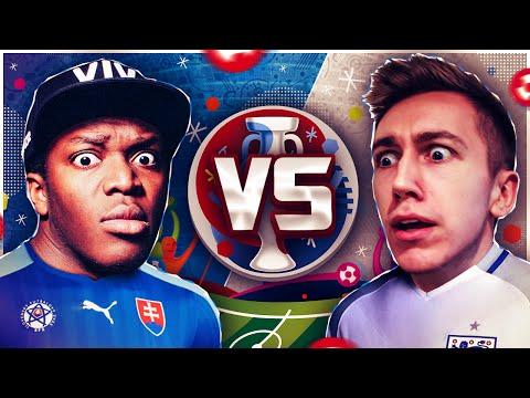ENGLAND VS SLOVAKIA SCORE PREDICTOR VS JJ