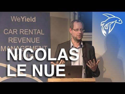 Nicolas Le Nué - Sharing Car Rental Experience - WeYield Forum - Berlin Edition 2018