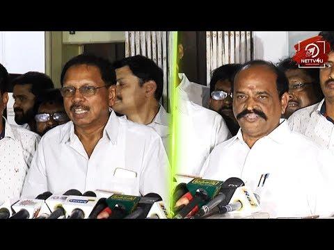 Tamil Film Industry Strike Ends – Confirms Minister Kadambur Raju| Tri-party Discussion| Vishal|TFPC