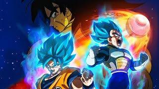 HYPE OVER 90000 DBS Film Broly new trailer