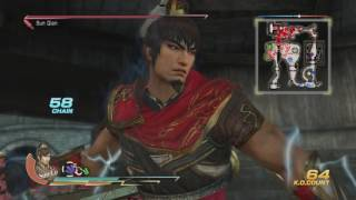 guide 6 star weapon sun ce dynasty warriors 8 xtreme legends 1080p 60fps ps4 pro