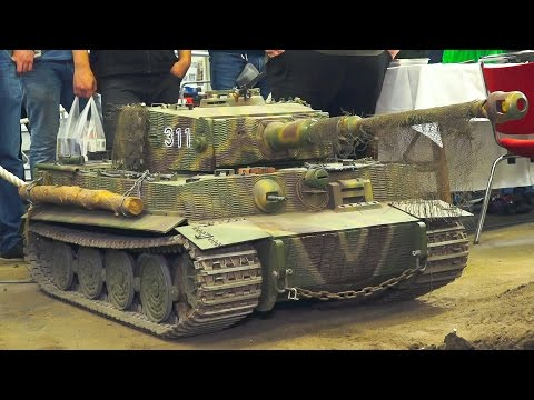 360-kg!!-800w-sound!!-heavy-weight,-xxl-rc-model-tank-tiger*rc-model-military-vehicle