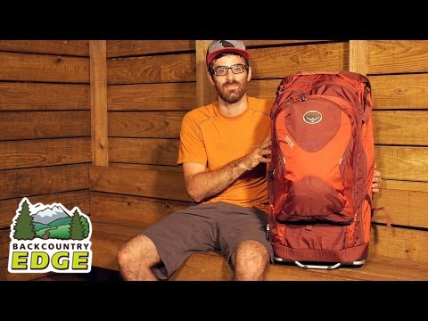 Osprey Ozone Convertible 28 Wheeled Travel Pack - YouTube 1d02bca3bd9cf