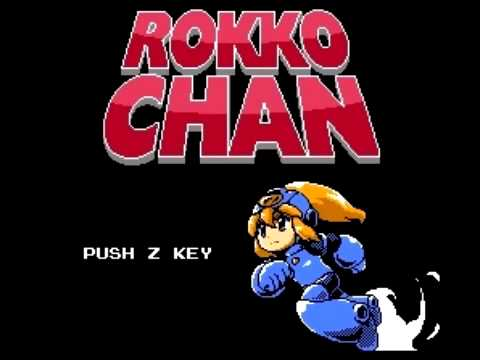 Rokko Chan OST - 23 Boss Rush