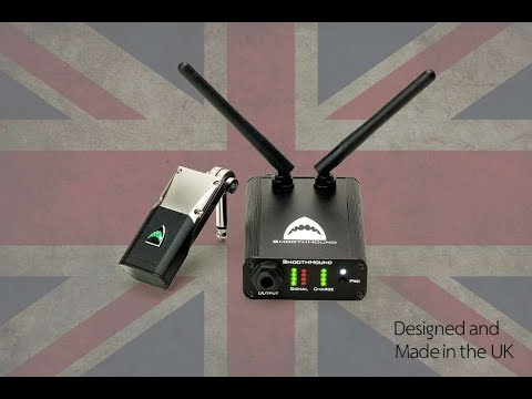 smoothhound wireless guitar system demo and review youtube. Black Bedroom Furniture Sets. Home Design Ideas