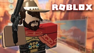 Is the Roblox Overwatch rip-off good? (Roblox Week)