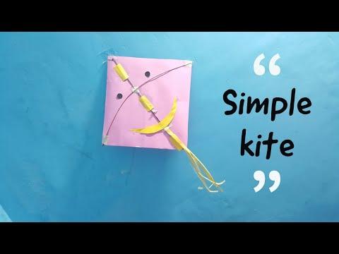 DIY Paper Kite  | How to Make Paper Kite at Home |ഞൊടിയിടയിൽ ഒരു പട്ടം