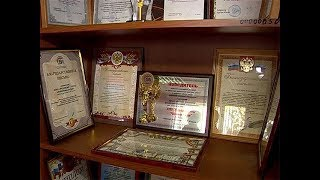 Рыльская районная газета отмечает столетний юбилей