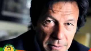 PTI song 2013 Hay Jazba junoon to himmat na haar