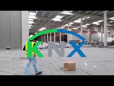 """Curso: """"Diseño de Proyectos y Prescripción de instalaciones Domóticas KNX"""""""