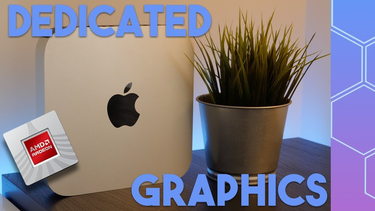 This is the only Mac mini with dedicated graphics, but is it good?