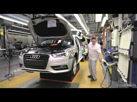 Audi A3 Production, Ingolstadt plant