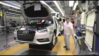 Audi A3 Production, Ingolstadt plant thumbnail