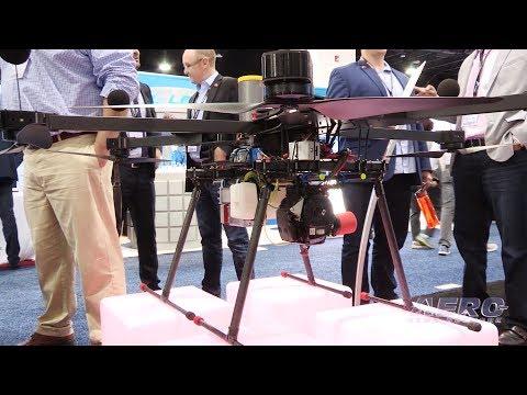 Aero-TV: PrecisionHawk's BVLOS Efforts - Pioneering Awareness In Today's Airspace