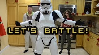 Galactic Battles | Dytto & Friends | Star Wars Dance Video