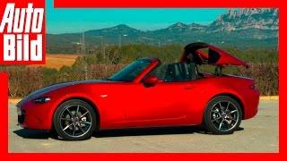 Mazda MX-5 RF (2017) / MX 5 im Targa-Style / Test / Review