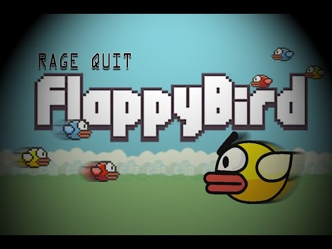"Rage Quit - ""Flapping"" Bird"