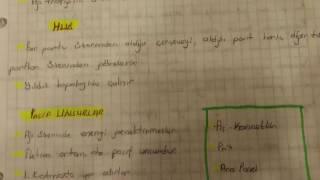 Bilgisayar Ağları 2.Özet Ders