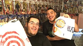 NEW EPIC TOY HAUL/SUMMERSLAM TALK WITH JULES145