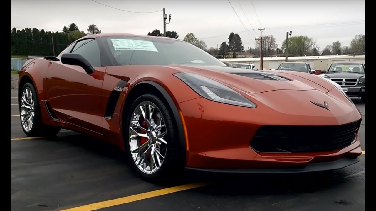 2016 Chevrolet Corvette Z06 Start Up Complete Tour And Review You