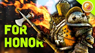 THE LAWBRINGER DOES JUST THAT! - For Honor Gameplay