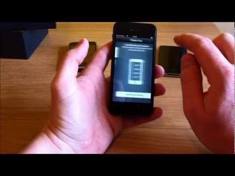 Apple iPhone 5 (64GB) UK Unboxing & Comparison