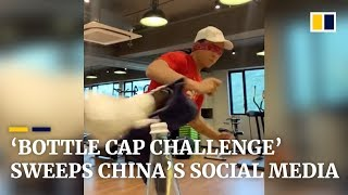 Donnie Yen masters #BottleCapChallenge as it sweeps China's social media