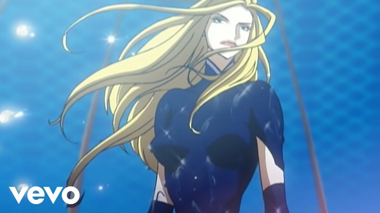 Frozen Animated Wallpaper Britney Spears Break The Ice Youtube