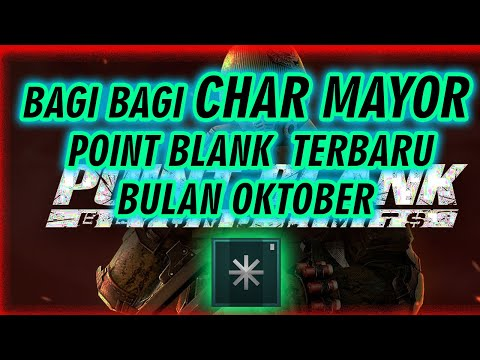 Bagi Bagi Char Pb Pangkat Mayor
