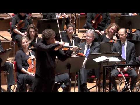 Vesko Eschkenazy plays Ochi Chernie (Очи Черние) in the Amsterdam Concertgebouw