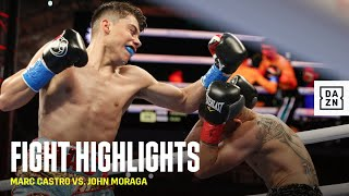 HIGHLIGHTS | Marc Castro vs. John Moraga