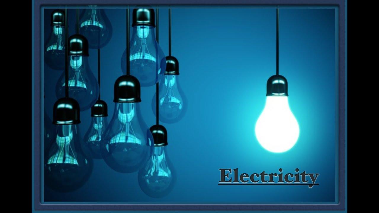 CBSE Class 10th - Physics - Electricity Part 1 (Hindi) - YouTube