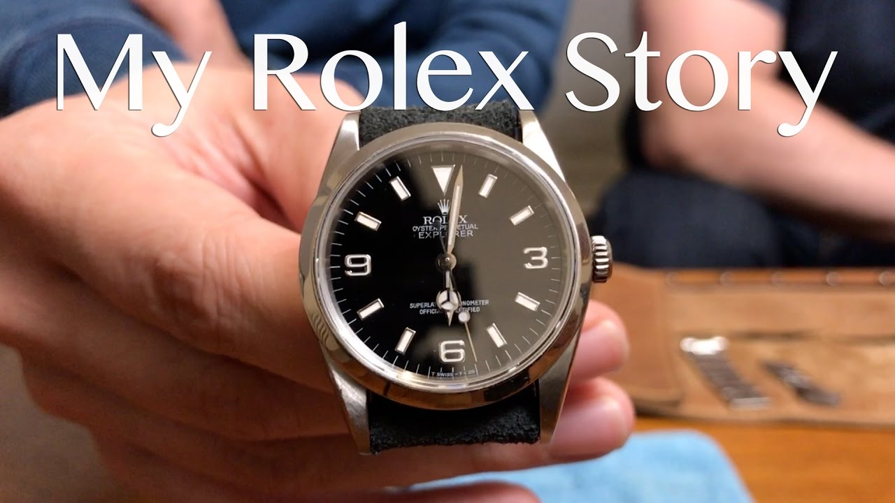 My Rolex Story Why I Traded My Rolex Pepsi Gmt 16710 Clock Stock Barrel