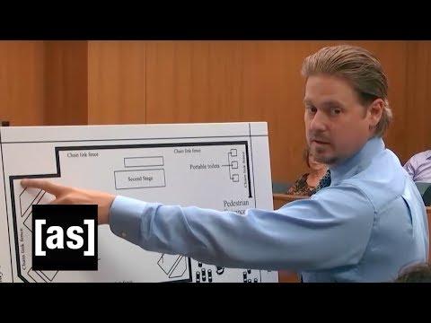 Highlights From Day 4 | Tim Heidecker Murder Trial | Adult Swim