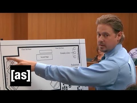 Highlights From Day 4 | Tim Heidecker Murder Trial | Adult Swim