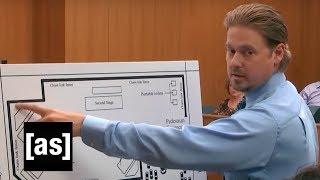 Highlights From Day 4 | Tim Heidecker Murder Trial | Swim