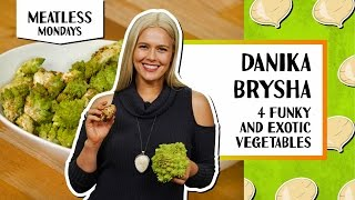 4 Funky Vegetables & How to Cook Them! | Meatless Monday-Danika Brysha